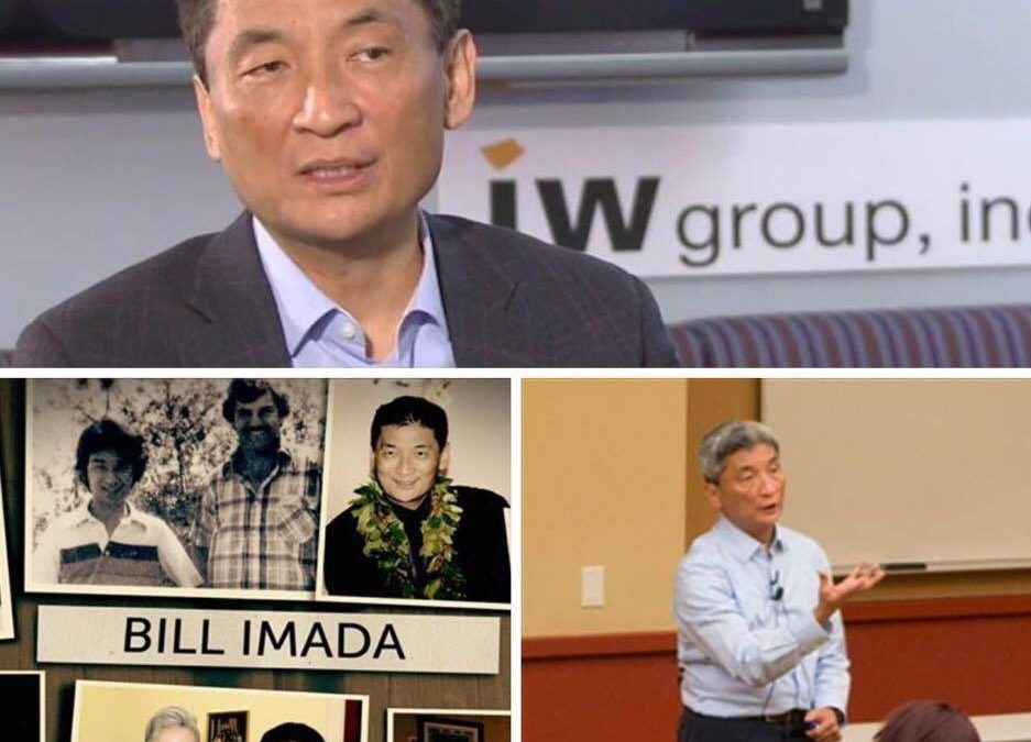 "IW Group Founder Bill Imada will discuss ""The Economic and Social Power of AAPIs"""