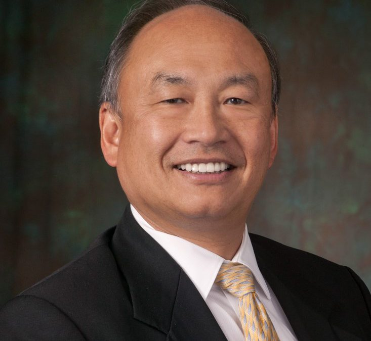 Former VP of Northrop Grumman Harry Lee will share life lessons from his 35-year career