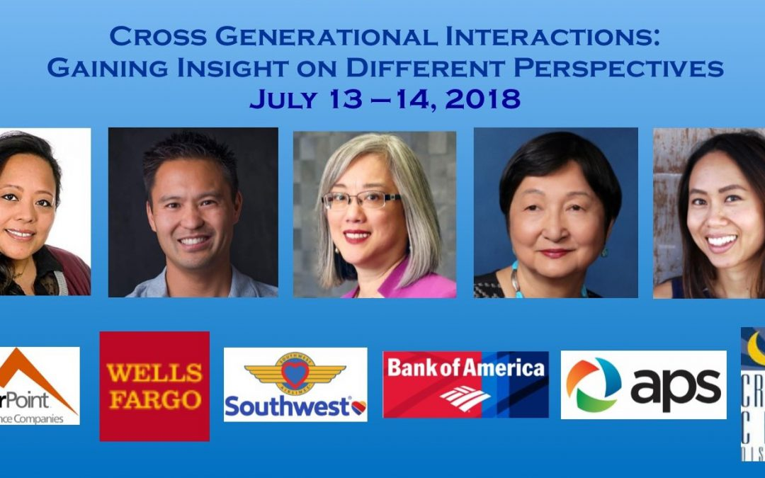 Cross Generational Interactions: Gaining Insight on Different Perspectives