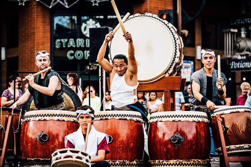 Taiko Drums Artist, Ken Koshio will perform at #2019ACELebration on January 12