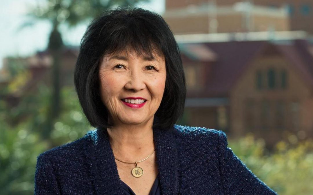 ASU's Christine Wilkinson Named 2018 Corporate Leader of the Year