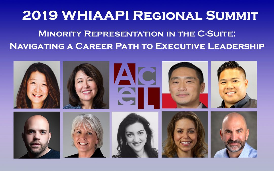 WHIAAPI Regional Summit: Navigating a Career Path to Executive Leadership