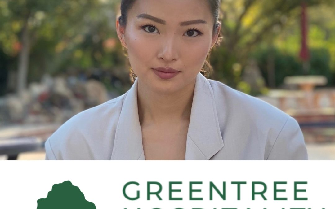 ACEL-Phoenix Business Member of the Month: Ashley Xu, GreenTree Hospitality Group